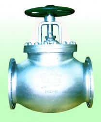 Van cầu xoay cỡ lớn, New Ductile Iron Globe Valve, Flanged Type