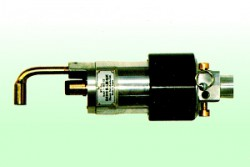 Tay nạp bình Gas POL valve, Filling Valve, POL Connection Type   (MT-12V is for Residual Gas Recovering)