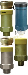 "External ""Pop-Action"" Pressure Relief Valves for ASME Containers and Bulk Plant Installations AA3126, AA3130, 3131, 3132, 3133, 3135, AA3135, and A3149 Series"
