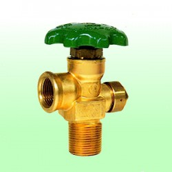 Van đầu bình gas dân dụng , Cylinder valves of worldwide accepted standards, made in Japan