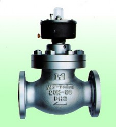 Van ngắt khẩn cấp LPG, Gas dùng khí nén, Pneumatic Emergency Shut-Off Valve, made in Japan